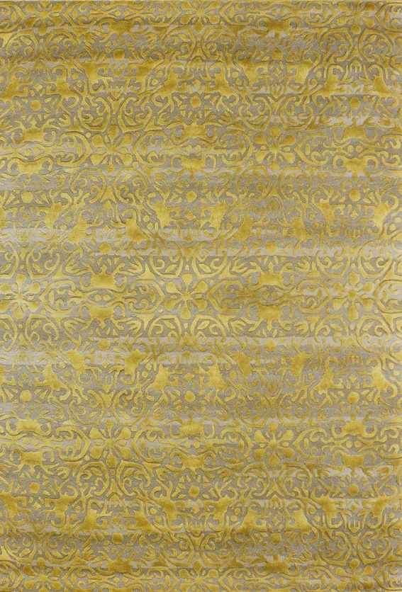 DOILEY-Olive by Julia Gentil from the TSAR ROYALE Collection 2012. NZ Wool and Bamboo Silk