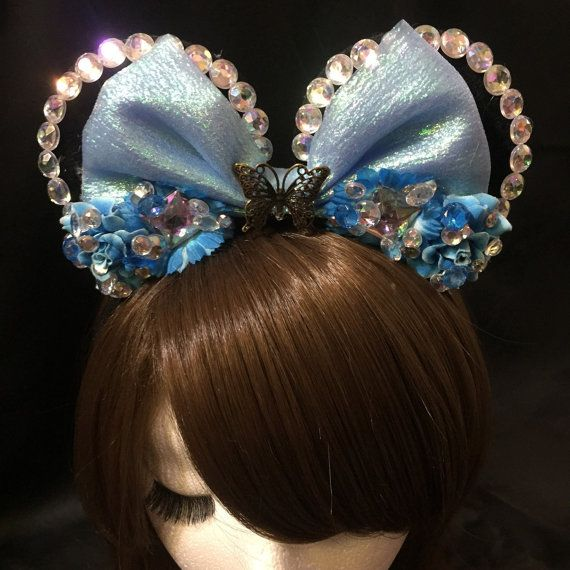 Pre-Order New Cinderella Movie Inspired Minnie Mouse by KulturShop