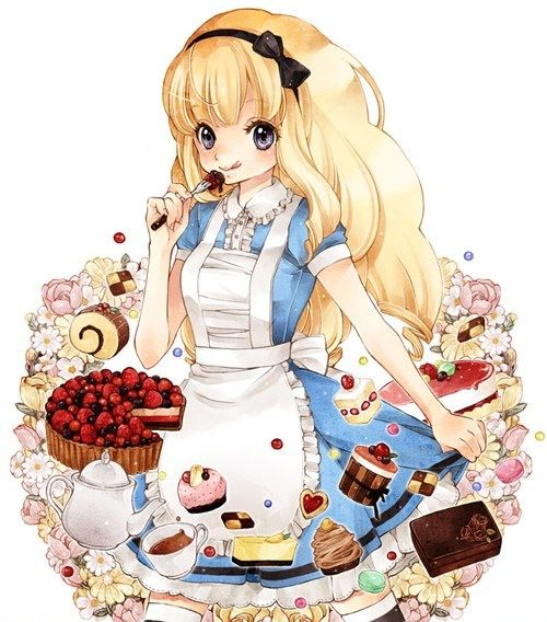 Alice In Wonderland Crying: 56 Best Disney Anime Style Images On Pinterest