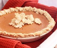 Try our favorite traditional pumpkin pie recipe this season! Your guests will love it: http://www.bhg.com/recipe/pies/traditional-pumpkin-pie/?socsrc=bhgpin121613traditionalpumpkinpie