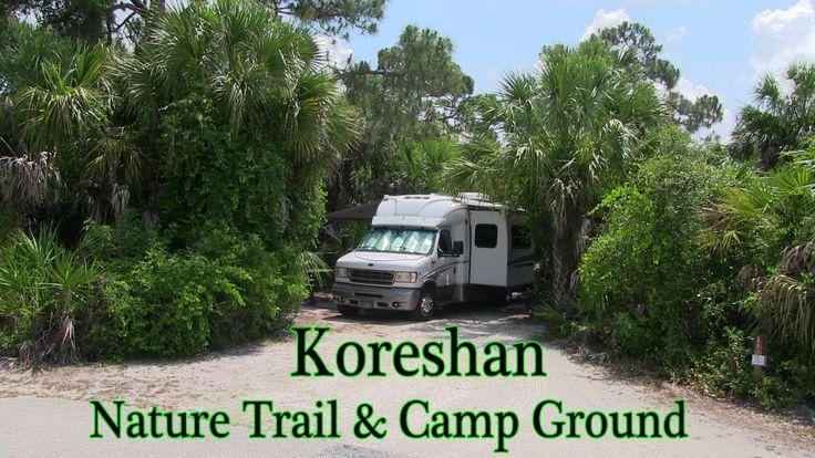 Koreshan Nature Trail & Camp Ground