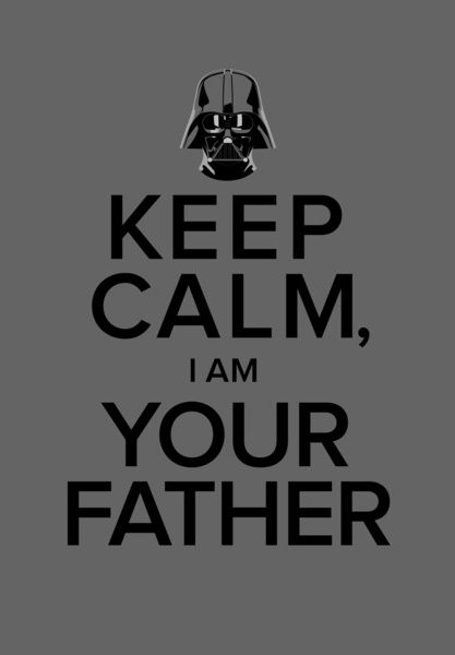 This is for you, Luke! #keepcalm
