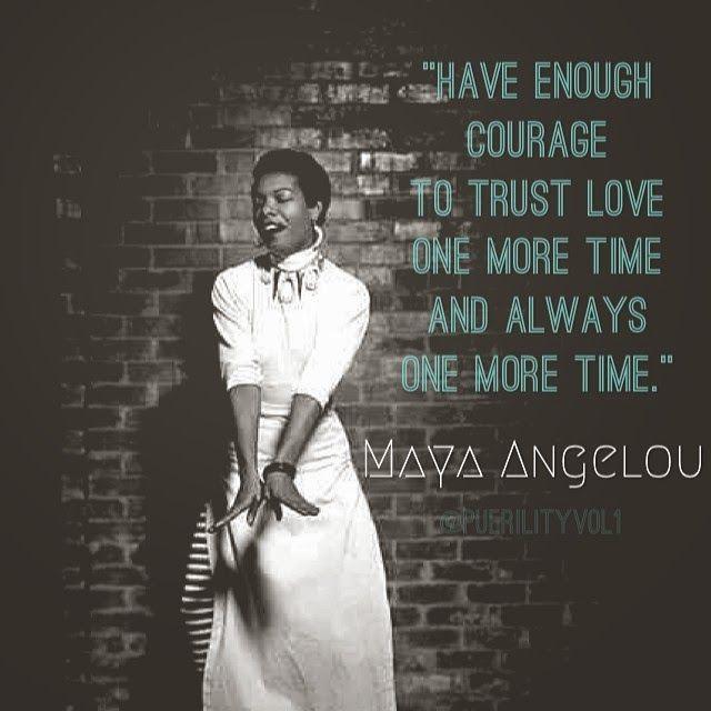 Virtuous Woman Maya Angelou Poems