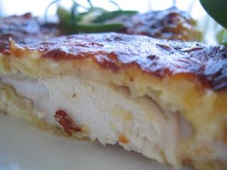"""""""Anya, ez isteni!..."""", avagy Gabojsza konyhája: Tejszínes-sajtos csirkemell"""