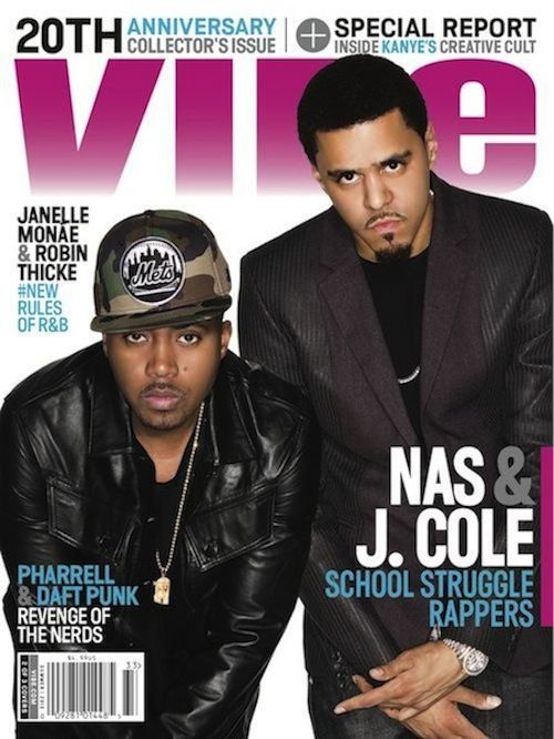 cole and nas relationship