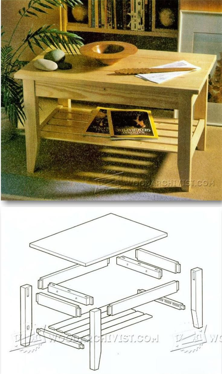 25 best ideas about coffee table plans on pinterest diy. Black Bedroom Furniture Sets. Home Design Ideas