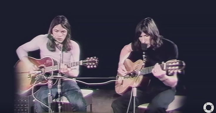 See Pink Floyd's Rare 1970 'Grantchester Meadows' Performance #headphones #music #headphones
