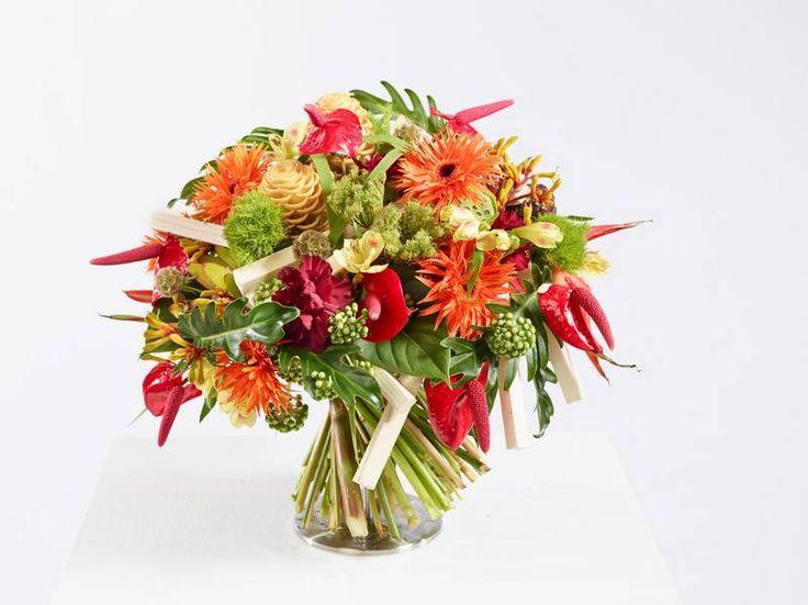 Trend Bouquets 2014