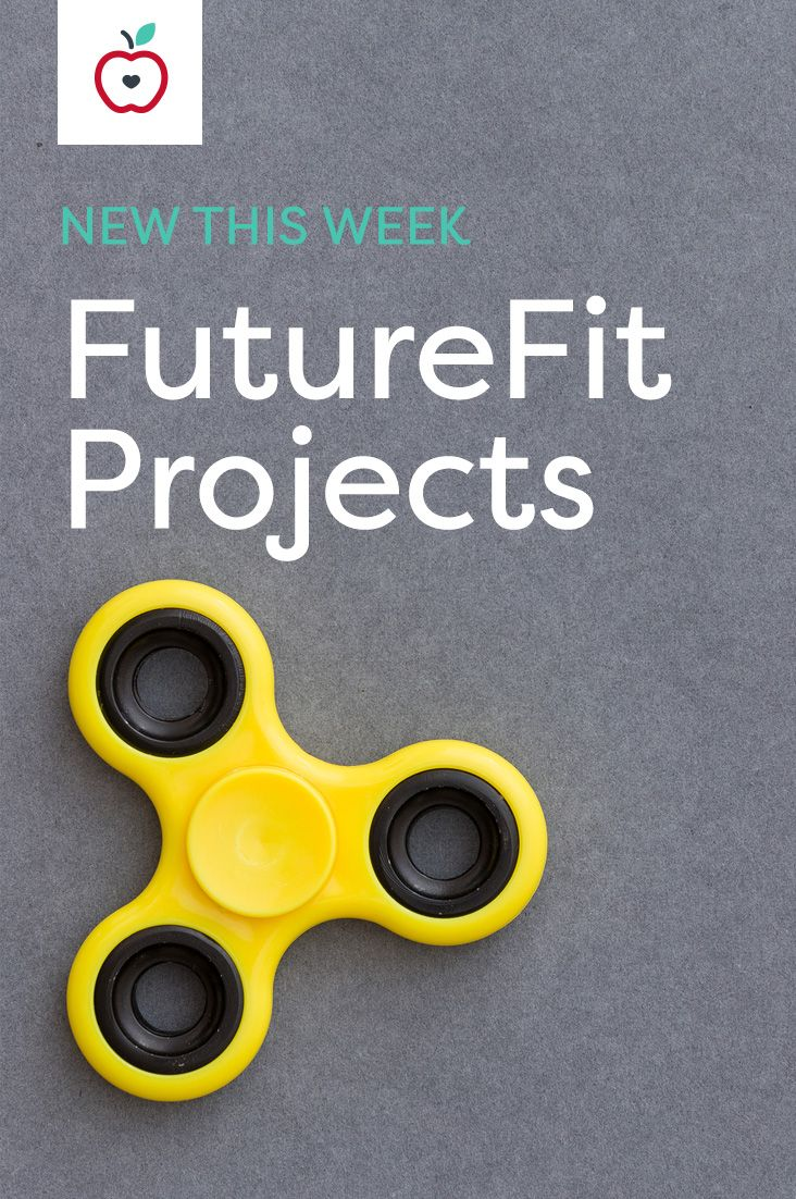This week, we're sharing our new FutureFit Projects, which incorporate social-emotional, real-world, and college- and career-readiness skills into core curriculum through our FutureFit skill set.  In updates outside the realm of FutureFit, we've also added three lesson plans from Blick Art Materials.