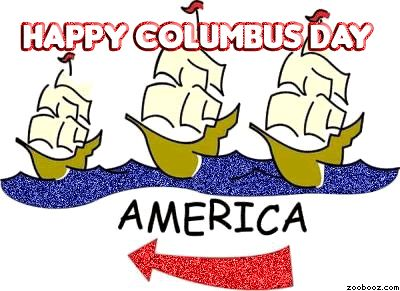 Columbus Day Graphics
