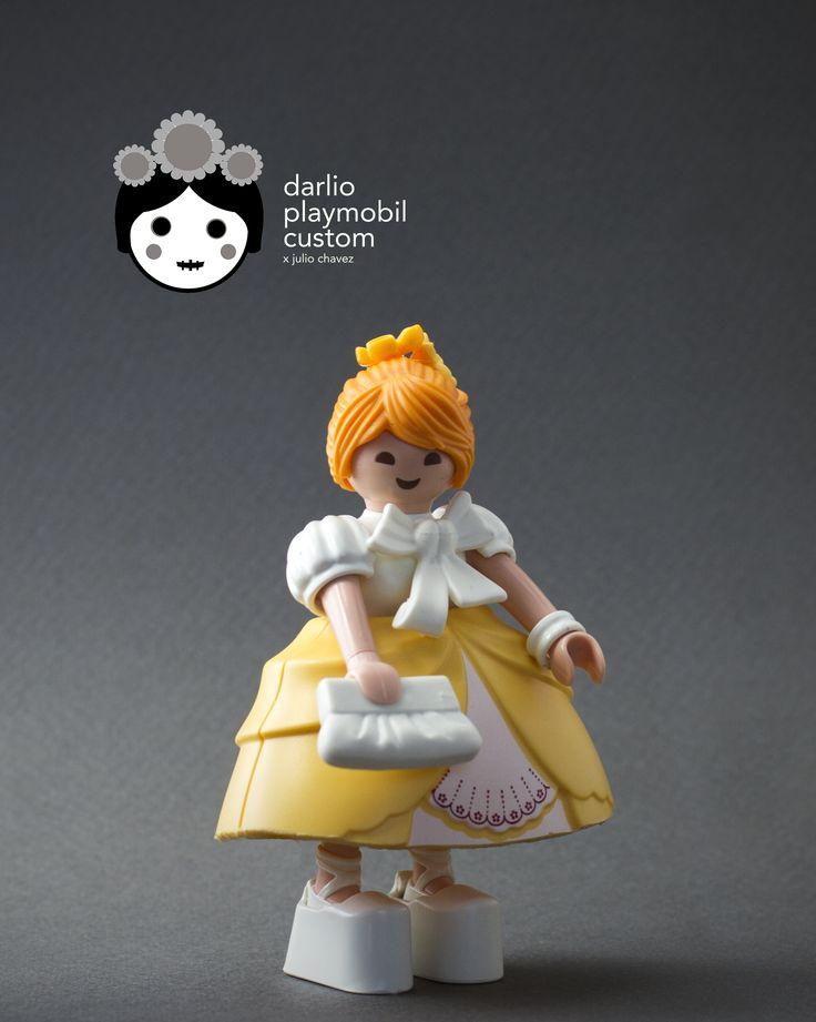 Lolita Sweet Playmobil Custom