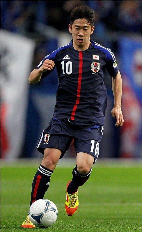 Shinji Kagawa #26