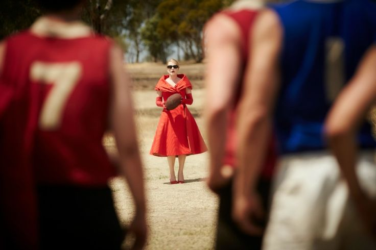 Discover the costumes of the Dressmaker movie starring Kate Winslet plus watch an interview with costume designer Marion Boyce