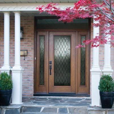 Plastpro Door Fiberglass entry system .homedecorwindowsanddoors.com & 44 best Plastpro Door Styles images on Pinterest | Front doors ... pezcame.com