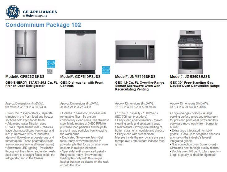 condo kitchen appliance package 102 best 25  kitchen appliance packages ideas on pinterest   appliance      rh   pinterest com