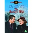 The Bishop's Wife with Cary Grant and Loretta Young.  One of the less popular Christmas movies but the most charming.  My favorite holiday classic!