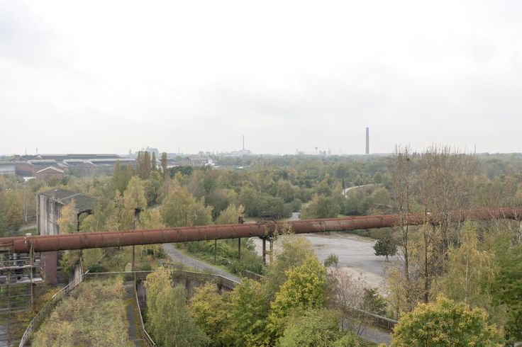 Bild aus dem Landschaftspark Duisburg!