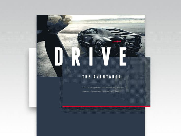 Presentation for Drive