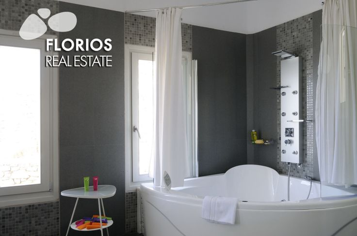 Guests:Up to 30, Bedrooms:15 Bathrooms:15, Land Area: 13000 sq.m. Villa for Sale at Fanari, Mykonos, island Greece. FL1452 http://www.florios.gr/en/mykonos-property/14.html