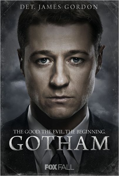 James Gordon de la série Gotham
