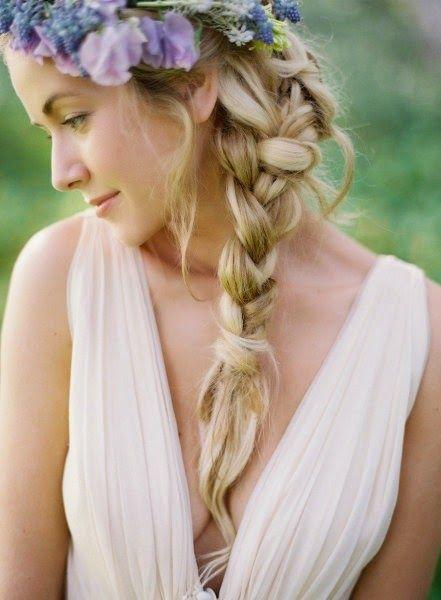 Peinados de novias   ¿Como saber cual es el correcto?