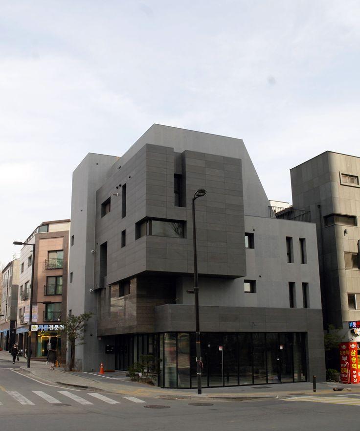 architecture > 포트폴리오 > (상가주택) 고양시 삼송동 302번지 상가주택