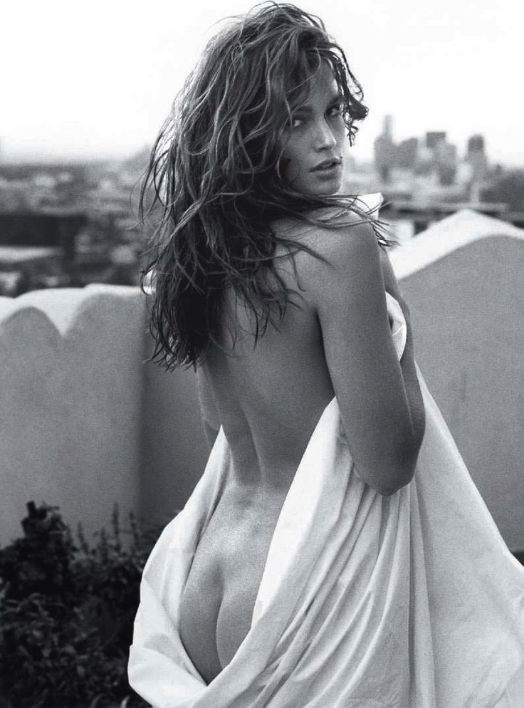 Herb ritts cindy crawford