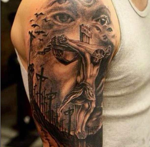 jesus piece tattoos pinterest jesus and jesus piece