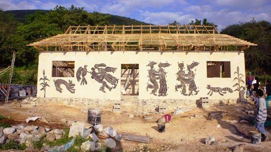 podio: Programa de Arquitectura vernácula VACA