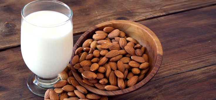 Check out 10 almond milk benefits listed here n start with it