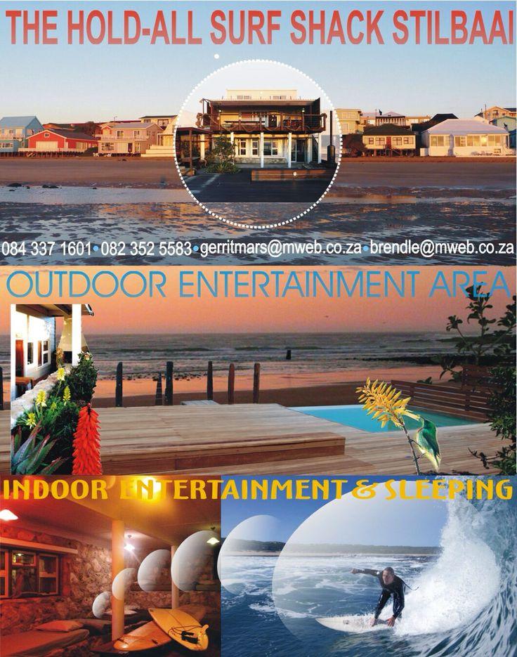 The HoldAll, Stilbaai, outdoors brochure