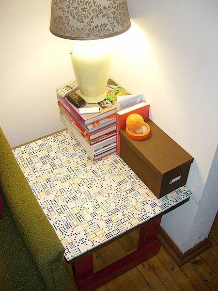 Domino Tabletop! : Games Rooms, Domino'S Tops Tables, Crafts Ideas, Broken Tile, Coff Tables, End Tables, Diy Decor, Domino'S Tables, Tile Mosaics