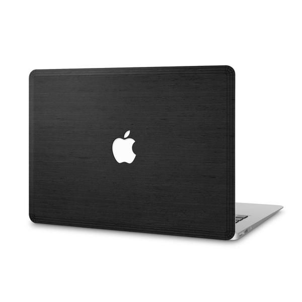"MacBook Pro 13"" Retina — #WoodBack Skin - Cover-Up - 1"