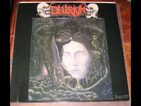 DELIRIUM - Zzooouhh ◾ (album 1990, Dutch death/doom metal