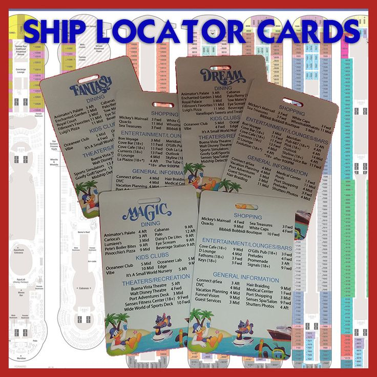 Ship Directory Deck Locator Card - Disney Cruise Line Ship Locator Cards Great Fish Extender Gift FE Gift by YourWishIsMyCreation on Etsy https://www.etsy.com/listing/480508226/ship-directory-deck-locator-card-disney