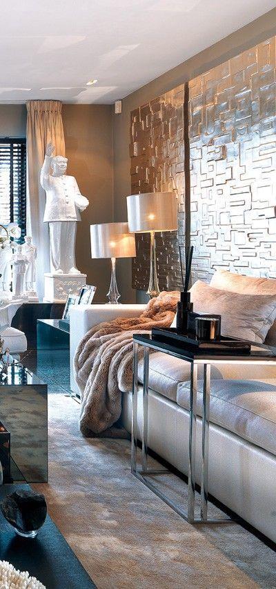 The Netherlands / Huizen / Head Quarter / Show Room / TV Room / Eichholtz / John Breed / Eric Kuster / Metropolitan Luxury