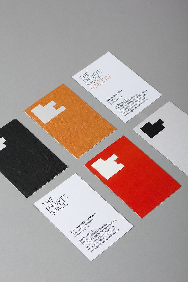 The Private Space identity by Lo Siento