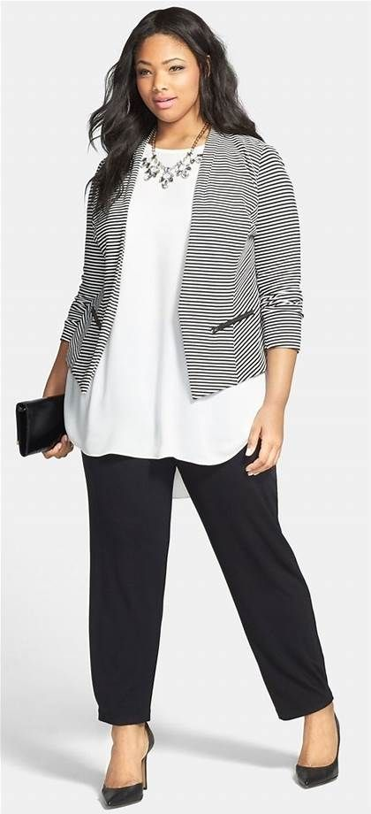 Image result for plus size women clothes