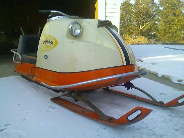 57 Best Images About Vintage Ariens On Pinterest Riding