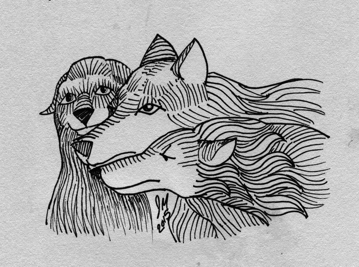 Wolf Pack, James MacDougall, 2015