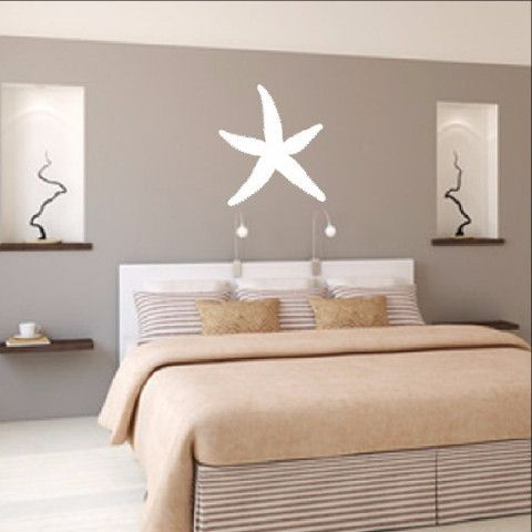 Starfish Vinyl Wall Decal 22521
