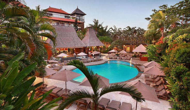 Ramayana Resort and Spa is one of luxury Kuta hotels set in the center of guest activities in Kuta Bali where Bali Star Island offers best hotel rates