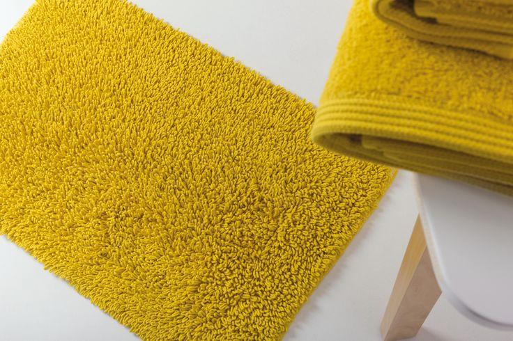 New Plus Twist bath rug.