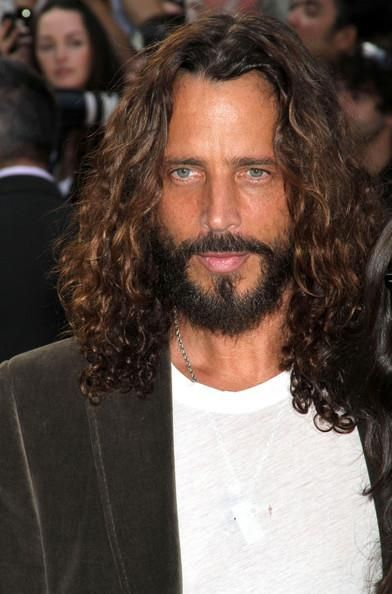 Chris Cornell - going for this look