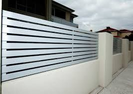 Resultado de imagen para modern fences
