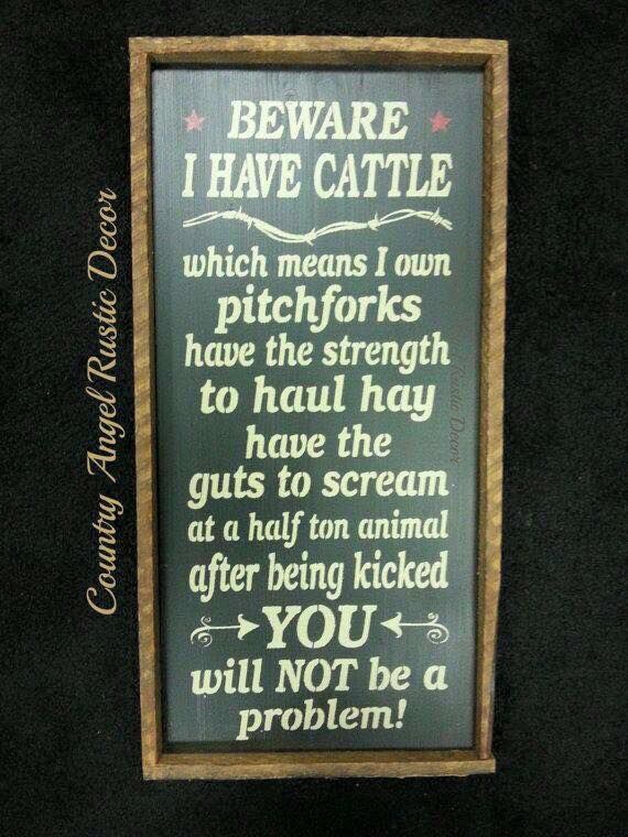 Country girls know what's up