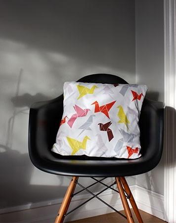 Origami Pillowcase by Dottir \u0026 Sonur | MONOQI & 208 best DIY | pillows images on Pinterest | Diy pillows Cushions ... pillowsntoast.com