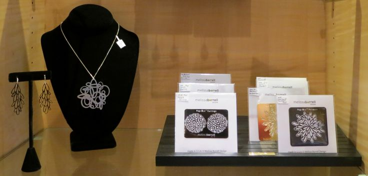 Pop-Out Jewelry by Melissa Borrell | $45-$55 | a do-it-yourself kit for creating wearable art