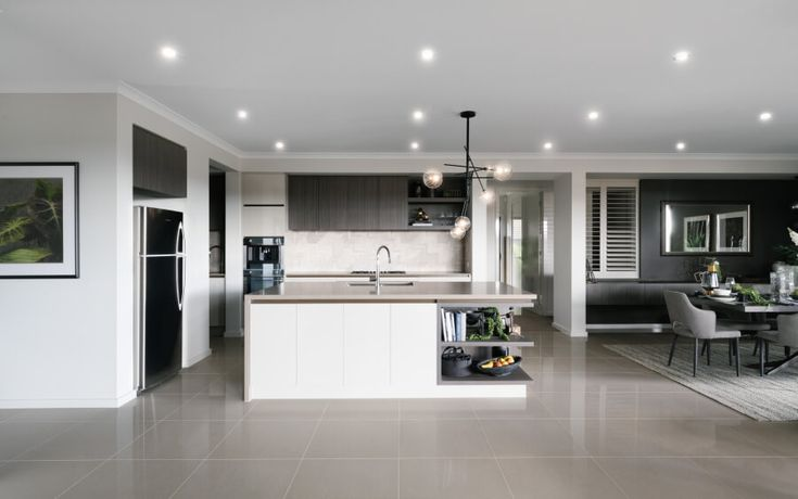Kitchen // The Designer By Metricon Lincoln, On Display In