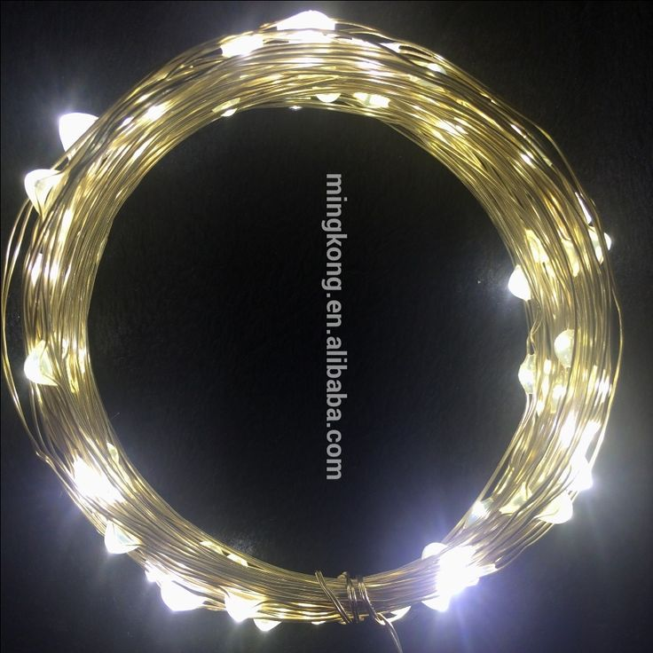String Lights On Pinterest : 1000+ ideas about Led Light Strings on Pinterest Led String Lights, Solar String Lights and ...